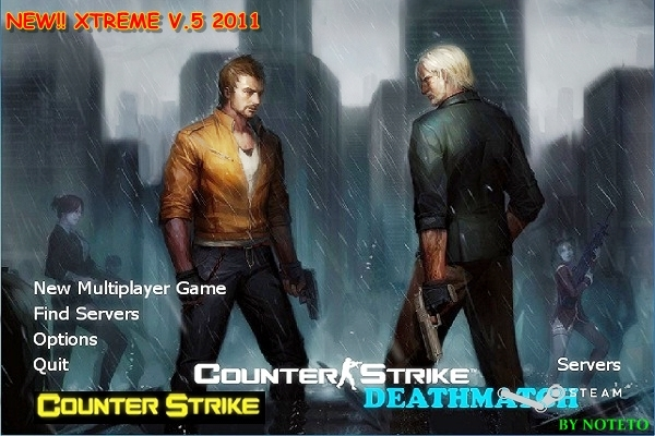 Скачать Counter-Strike 1.6 Patch Full v37 Патчи для cs 1.6